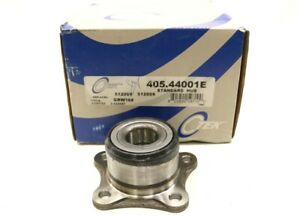 NEW Centric Wheel Hub Bearing Rear 405.44001E fits Toyota Lexus 1987-2004