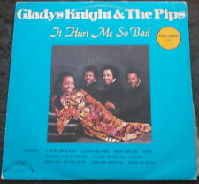 GLADYS KNIGHT & THE PIPS It Hurt Me So Bad LP