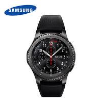 Samsung Gear S3 Frontier Smart Uhr SM-R760 Wi-Fi Bluetooth Ver. / Eil Schiff