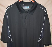 Roundtree And Yorke Performance Men's 4X Big & Tall Cotton Golf Polo  NWT