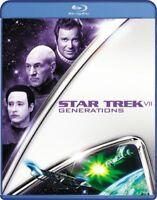 Star Trek Vii: Generations [New Blu-ray] Dubbed, Subtitled, Widescreen