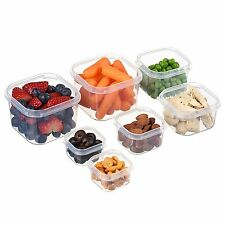 21 Day Nutrition Food Portion Control Containers Kit (7-Piece) + Complete Guide