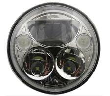 Custom Dynamics - CDTB7C - 7in. Chrome TruBeam LED Headlamp