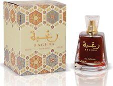 Lattafa Perfumes Raghba 100ml Perfume & 50ml Mini Deodorant Pack