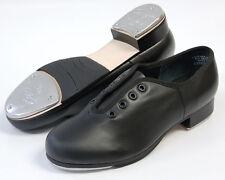 NEW Black CAPEZIO- BLOCH - LEO - Men boy lace Tap Dance Shoes--many  sizes