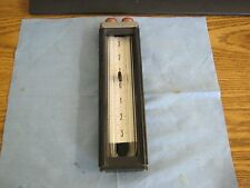 Alta-Robbins: 100 Tube Manometer. Read Inches Tenths and No Box and Unused.<