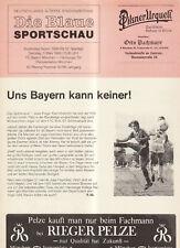 BL 88/89 FC Bayern München - Hamburger SV (Blaue)