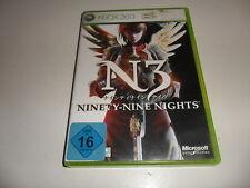 XBox 360  Ninety-Nine Nights