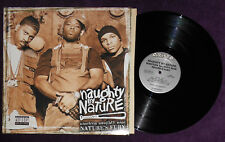 NAUGHTY BY NATURE - 19 Nineteen Naughty Nine: Nature's Fury, 2 LPs, PA, EX