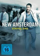 6 DVD-Box * NEW AMSTERDAM - SEASON / STAFFEL 1 # NEU OVP +