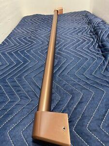GE Cafe Refrigerator Handle Brushed Copper WR12X31652