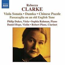 ebecca Clarke - Clarke  Chamber Works [CD]