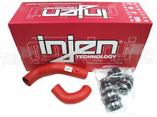 Injen Upgrade Intercooler Piping Kit for 17-18 Civic Type-R FK8 (Wrinkle Red)