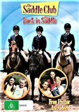 The Saddle Club: Back In The Saddle: Series 3 DVD V. RARE ABC TV SERIES HORSE R4