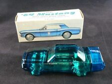 Vintage Avon '64 Mustang Spicy After Shave- Full with Box 2 oz
