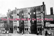 BK 547 - Charity School, Reading, Berkshire - 6x4 Photo