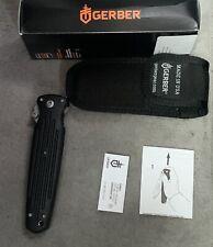 Gerber Combat Folder Rex Applegate Fairbairn Covert USA Tactical Knife (05780)