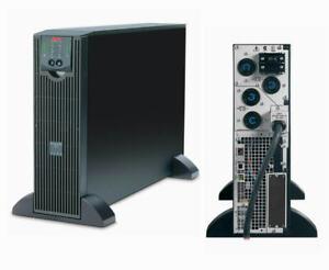 APC SURTD3000XLT Smart-UPS Tower XL 3U 3000VA 2100W 208V SURT30000XLT NOB