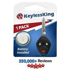 New Keyless Entry Car Remote Key Fob for 2007 2008 2010 2011 Mitsubishi Endeavor