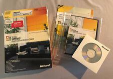 Microsoft Office Professional Edition 2003 - NEW OPEN BOX
