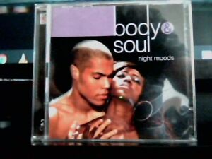 TIME LIFE BODY & SOUL NIGHT MOODS TL BAS/04 EX 2 CD 30 SOUL HITS CHILITES TAVARE