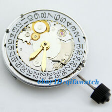 P577  Automatic Mechanical Shanghai Movement Clone ETA 2824 Kit Men' Wristwatch