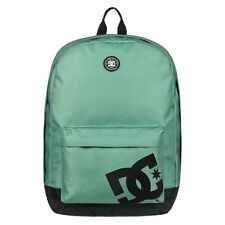DC Shoes Men's Backstack Medium Backpack Bag Deep Sea Green School Travel Gym