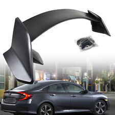 Unpaint For Honda Civic 10 Saloon TYPE R Style Boot Trunk Spoiler DX EX-T 17