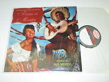 LP/FERIEN IN MEXICO/LOS MARIMBAS CALIENTE/MARIACHIS DEL ORO/Somerset 513