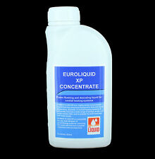 EUROLIQUID XP Power Flush Chemical Central Heating System Cleaner Flushing 500ml