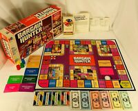 1981 Bargain Hunter Game by Milton Bradley Complete In Great Cond FREE SHIPPING