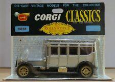 Corgi Classics 9041 1912 Rolls Royce Silver Ghost - Near Mint in Box