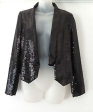 LADIES 'TRELISE COOPER' SEQUINS OF EVENTS JACKET SZ S