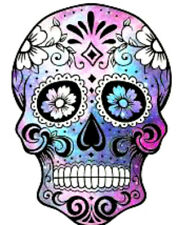 24 water slide nail art Diy manicure Sugar skull pastels trending