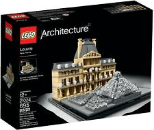 Lego 21024 - Architecture Louvre - Brand New Sealed