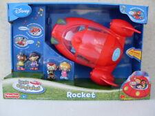 pat rocket little einsteins italian rakete fusèe quincy leo annie june new L6399