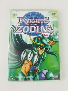 Knights Of The Zodiac: Vol 2 DVD Anime Region 4 PAL