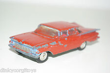 CORGI TOYS 220 CHEVROLET IMPALA GOOD CONDITION REPAINT