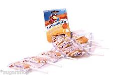 2 Canel's La Vaquita Paletones De Cajeta Mexican Caramel Candy Lollipops 20 Pcs
