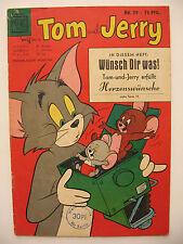 Tom und Jerry Nr.29, Moewig-Verlag, Zustand 2-