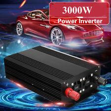 Stable Pure Sine Wave Power Inverter Converter DC 12V to AC 110V For Car Home