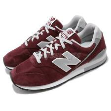 New Balance CM996BJ D Red Silver White Men Women Unisex Running Shoes CM996BJD