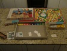 The Game of LIFE by MB 1977 Family Board Game Pieces Incomplete Set