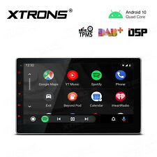 "10.1"" Android 10 DSP Car Stereo 2 DIN GPS Radio Head Unit 4G WiFi OBD2 SWC DVR"