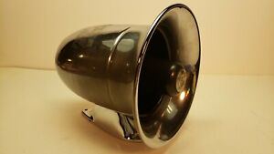 Vintage Federal Signal Siren Speaker CP 100 - A-1 Series