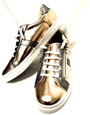 sz 10 / 41 TS TAKING SHAPE  Metallic Rose Gold Runners flats Sneakers shoes NIB!