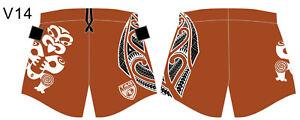 Official Tag League Islander Print Shorts