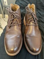 Florsheim Men's Dusk Brown Chukka Boot Leather 9.5M  11495-200