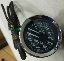 SMITHS TEMPERATURE GAUGE AND PRESSURE OIL GAUGE