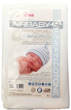 Rosa Airbaby Cuscino anatomico per lettino Traspirante certificato